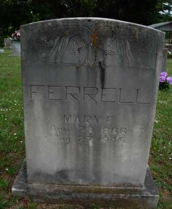 FERRELL, MARY E. - Boone County, Arkansas | MARY E. FERRELL - Arkansas Gravestone Photos