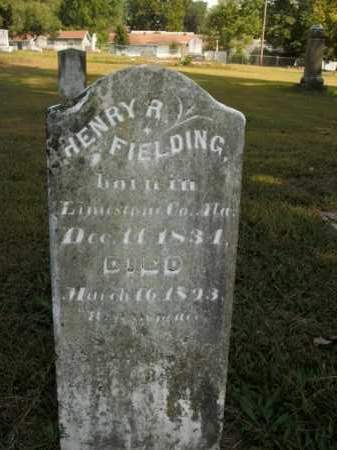 FIELDING, HENRY R. - Boone County, Arkansas | HENRY R. FIELDING - Arkansas Gravestone Photos
