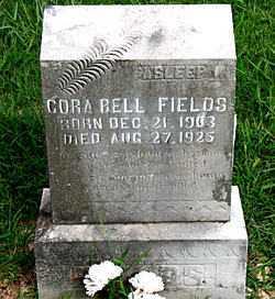 FIELDS, CORA BELL - Boone County, Arkansas | CORA BELL FIELDS - Arkansas Gravestone Photos