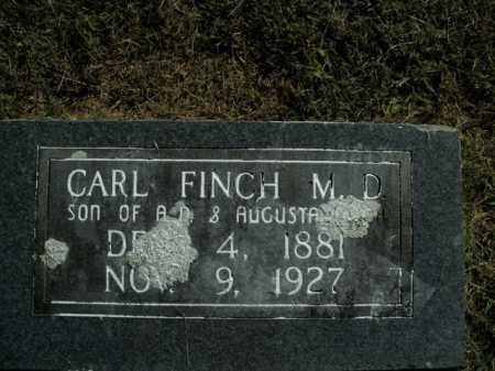 FINCH, CARL - Boone County, Arkansas | CARL FINCH - Arkansas Gravestone Photos