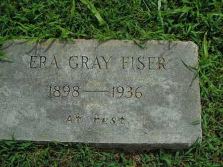 FISER, ERA - Boone County, Arkansas | ERA FISER - Arkansas Gravestone Photos