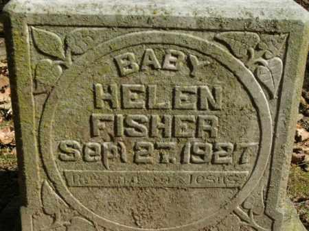 FISHER, HELEN - Boone County, Arkansas | HELEN FISHER - Arkansas Gravestone Photos