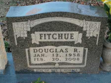 FITCHUE, DOUGLAS R. - Boone County, Arkansas | DOUGLAS R. FITCHUE - Arkansas Gravestone Photos
