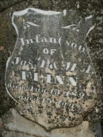 FLINN, INFANT SON - Boone County, Arkansas   INFANT SON FLINN - Arkansas Gravestone Photos