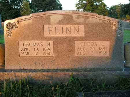 FLINN, CLEDA L. - Boone County, Arkansas | CLEDA L. FLINN - Arkansas Gravestone Photos