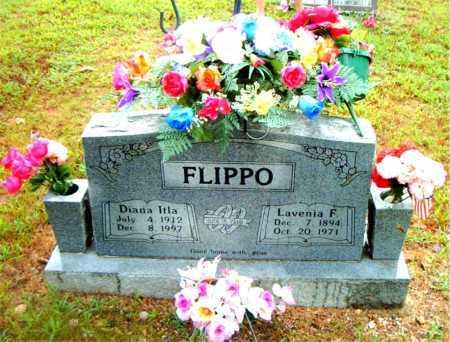FLIPPO, DIANA ITLA - Boone County, Arkansas | DIANA ITLA FLIPPO - Arkansas Gravestone Photos