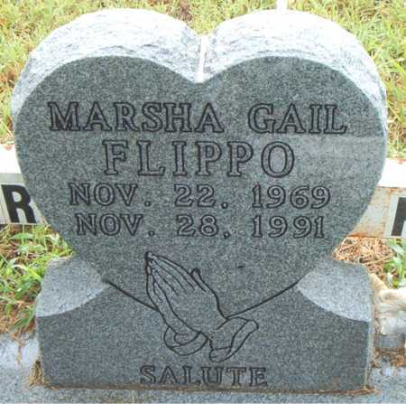 FLIPPO, MARSHA GAIL - Boone County, Arkansas | MARSHA GAIL FLIPPO - Arkansas Gravestone Photos