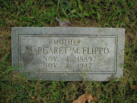 FLIPPO, MARGARET M. - Boone County, Arkansas | MARGARET M. FLIPPO - Arkansas Gravestone Photos