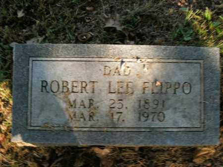 FLIPPO, ROBERT LEE - Boone County, Arkansas | ROBERT LEE FLIPPO - Arkansas Gravestone Photos