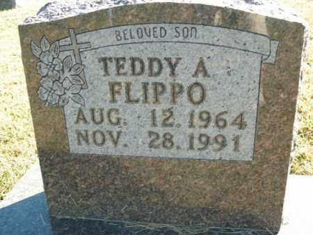 FLIPPO, TEDDY A. - Boone County, Arkansas | TEDDY A. FLIPPO - Arkansas Gravestone Photos