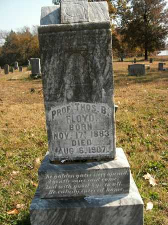 FLOYD, THOMAS B. (PROF) - Boone County, Arkansas | THOMAS B. (PROF) FLOYD - Arkansas Gravestone Photos