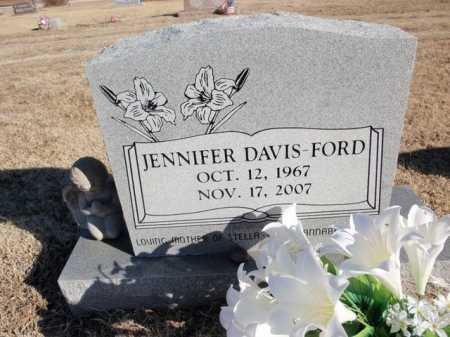 DAVIS FORD, JENNIFER - Boone County, Arkansas | JENNIFER DAVIS FORD - Arkansas Gravestone Photos