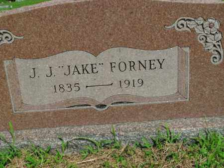 "FORNEY, J.J. ""JAKE"" - Boone County, Arkansas 