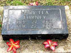 PORTER FORNEY, MARY LEA - Boone County, Arkansas | MARY LEA PORTER FORNEY - Arkansas Gravestone Photos