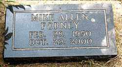 FORNEY, MIKE ALLEN - Boone County, Arkansas | MIKE ALLEN FORNEY - Arkansas Gravestone Photos