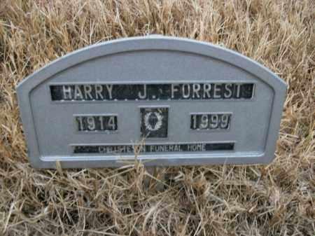 FORREST, HARRY J. - Boone County, Arkansas | HARRY J. FORREST - Arkansas Gravestone Photos
