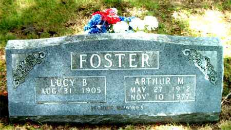 FOSTER, ARTHUR  M. - Boone County, Arkansas | ARTHUR  M. FOSTER - Arkansas Gravestone Photos