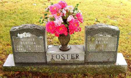 FOSTER, BERTHA - Boone County, Arkansas | BERTHA FOSTER - Arkansas Gravestone Photos