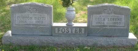 FOSTER, LULA LORENE - Boone County, Arkansas | LULA LORENE FOSTER - Arkansas Gravestone Photos