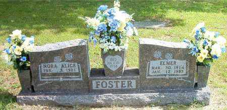 FOSTER, ELMER - Boone County, Arkansas | ELMER FOSTER - Arkansas Gravestone Photos