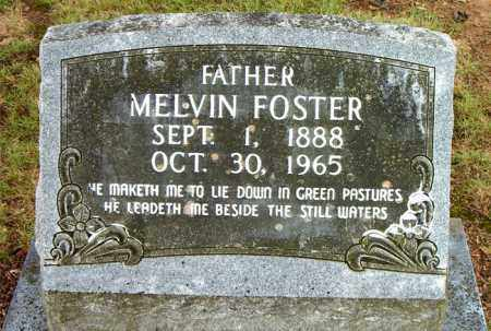FOSTER, MELVIN - Boone County, Arkansas | MELVIN FOSTER - Arkansas Gravestone Photos