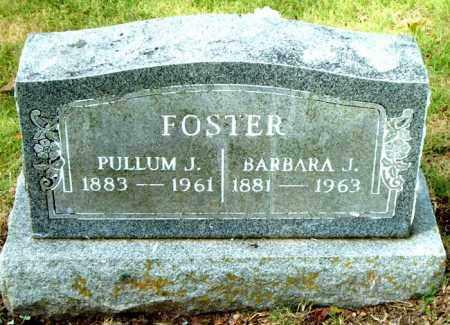 FOSTER, BARBARA J. - Boone County, Arkansas | BARBARA J. FOSTER - Arkansas Gravestone Photos
