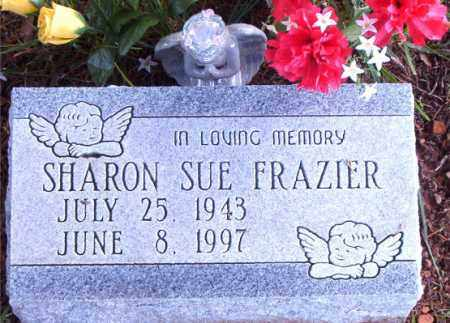 FRAZIER, SHARON SUE - Boone County, Arkansas | SHARON SUE FRAZIER - Arkansas Gravestone Photos
