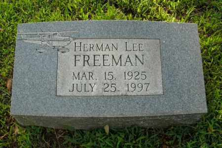 FREEMAN, HERMAN LEE - Boone County, Arkansas | HERMAN LEE FREEMAN - Arkansas Gravestone Photos