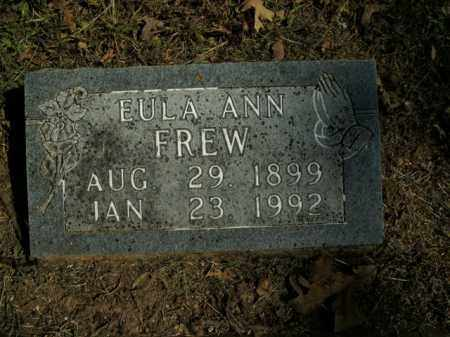 FREW, EULA ANN - Boone County, Arkansas | EULA ANN FREW - Arkansas Gravestone Photos