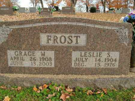 FROST, GRACE MAE - Boone County, Arkansas | GRACE MAE FROST - Arkansas Gravestone Photos