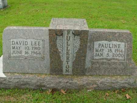 FULLERTON, DAVID LEE - Boone County, Arkansas | DAVID LEE FULLERTON - Arkansas Gravestone Photos
