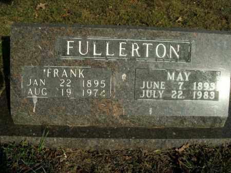 FULLERTON, MAY - Boone County, Arkansas | MAY FULLERTON - Arkansas Gravestone Photos