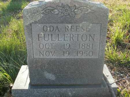 FULLERTON, ODA REESE - Boone County, Arkansas | ODA REESE FULLERTON - Arkansas Gravestone Photos