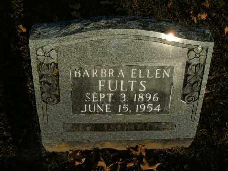 FULTS, BARBRA ELLEN - Boone County, Arkansas | BARBRA ELLEN FULTS - Arkansas Gravestone Photos