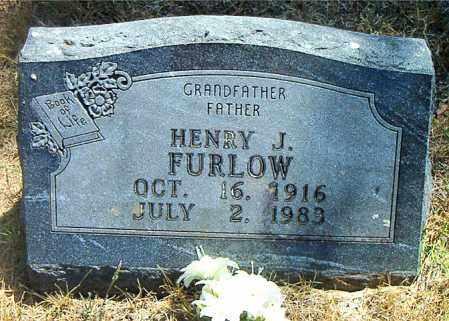 FURLOW, HENRY  J. - Boone County, Arkansas | HENRY  J. FURLOW - Arkansas Gravestone Photos