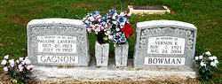 BOWMAN, VERNON - Boone County, Arkansas | VERNON BOWMAN - Arkansas Gravestone Photos