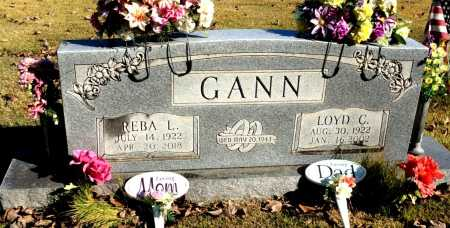 GANN, LOYD G. - Boone County, Arkansas | LOYD G. GANN - Arkansas Gravestone Photos