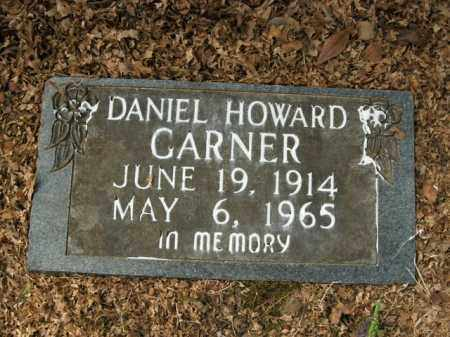 GARNER, DANIEL HOWARD - Boone County, Arkansas | DANIEL HOWARD GARNER - Arkansas Gravestone Photos