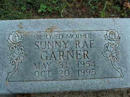 GARNER, SUNNY RAE - Boone County, Arkansas | SUNNY RAE GARNER - Arkansas Gravestone Photos