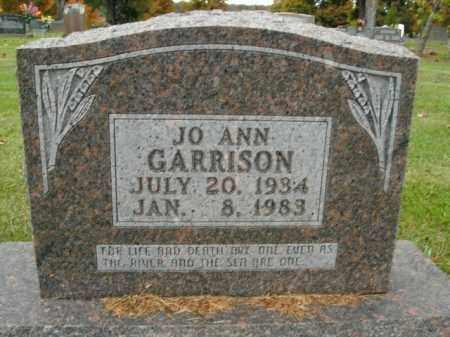 GARRISON, JO ANN - Boone County, Arkansas | JO ANN GARRISON - Arkansas Gravestone Photos