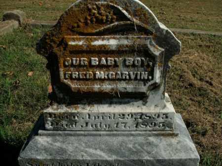 GARVIN, FRED M. - Boone County, Arkansas | FRED M. GARVIN - Arkansas Gravestone Photos