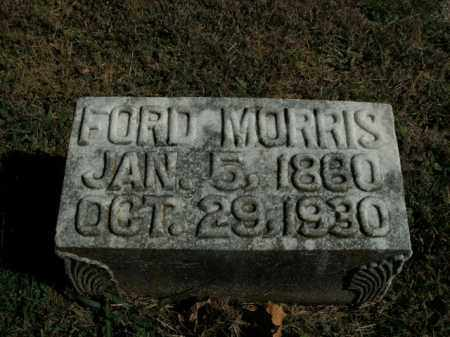 GARVIN, FORD MORRIS - Boone County, Arkansas | FORD MORRIS GARVIN - Arkansas Gravestone Photos