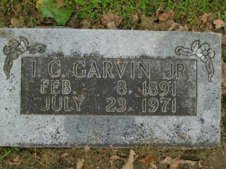 GARVIN, JR, ISAAC C. - Boone County, Arkansas | ISAAC C. GARVIN, JR - Arkansas Gravestone Photos