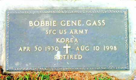GASS  (VETERAN KOR), BOBBIE GENE - Boone County, Arkansas | BOBBIE GENE GASS  (VETERAN KOR) - Arkansas Gravestone Photos
