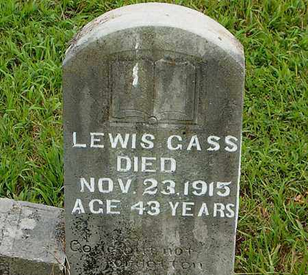 GASS, LEWIS - Boone County, Arkansas | LEWIS GASS - Arkansas Gravestone Photos