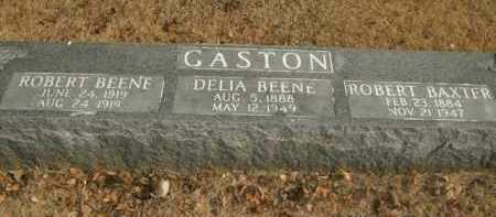 GASTON, ROBERT BEENE - Boone County, Arkansas | ROBERT BEENE GASTON - Arkansas Gravestone Photos