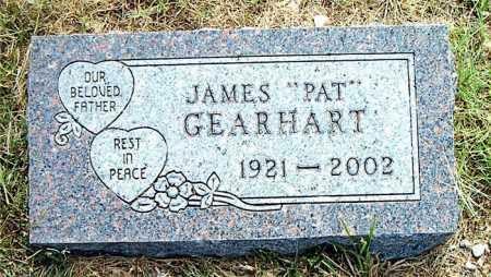 GEARHART, JAMES (PAT) TATERICK - Boone County, Arkansas | JAMES (PAT) TATERICK GEARHART - Arkansas Gravestone Photos