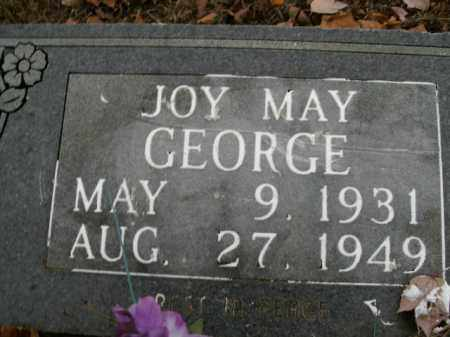 GEORGE, JOY MAY - Boone County, Arkansas | JOY MAY GEORGE - Arkansas Gravestone Photos