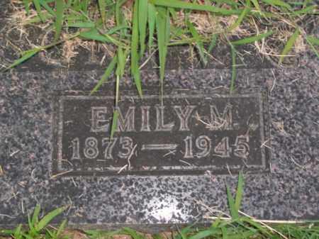 GIBSON, EMILY M - Boone County, Arkansas | EMILY M GIBSON - Arkansas Gravestone Photos