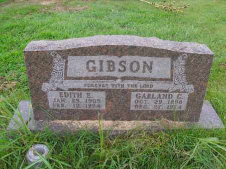 GIBSON, GARLAND C. - Boone County, Arkansas | GARLAND C. GIBSON - Arkansas Gravestone Photos